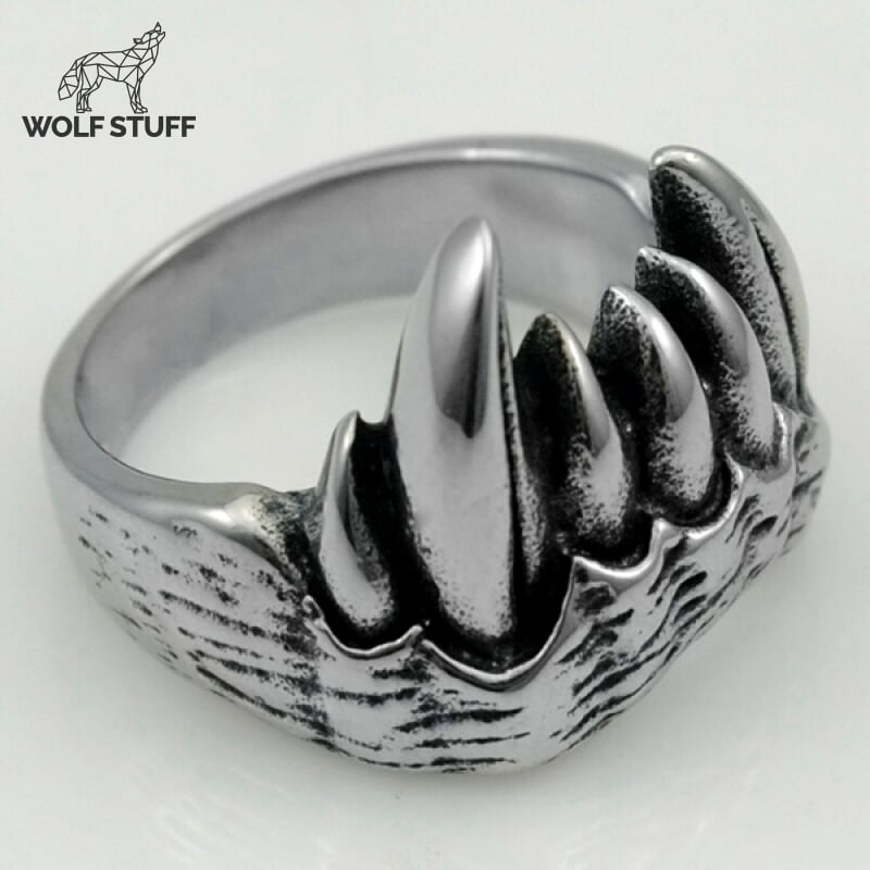 Wolf Tooth Ring