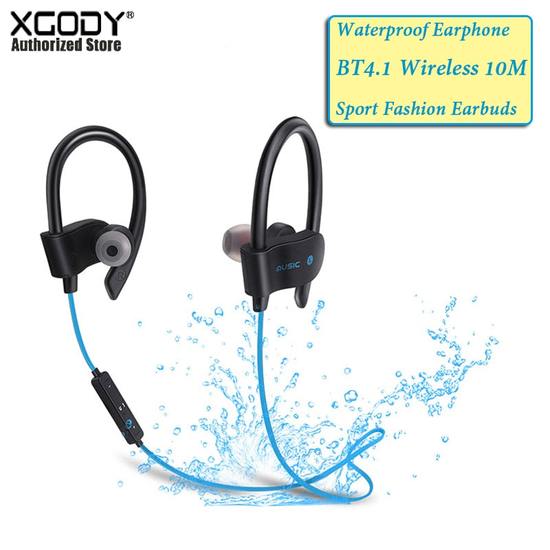 Waterproof  Earbuds