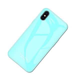 Glass Case For iPhone