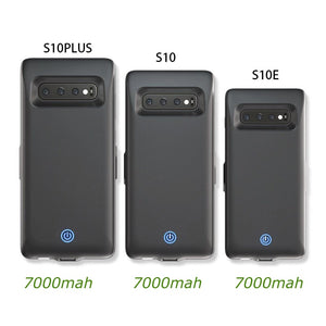 Power case for Samsung