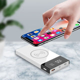 Wireless Charger Power Bank
