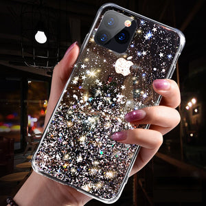 Luxury Bling Glitter cover