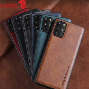 Leather Case For Samsung S20
