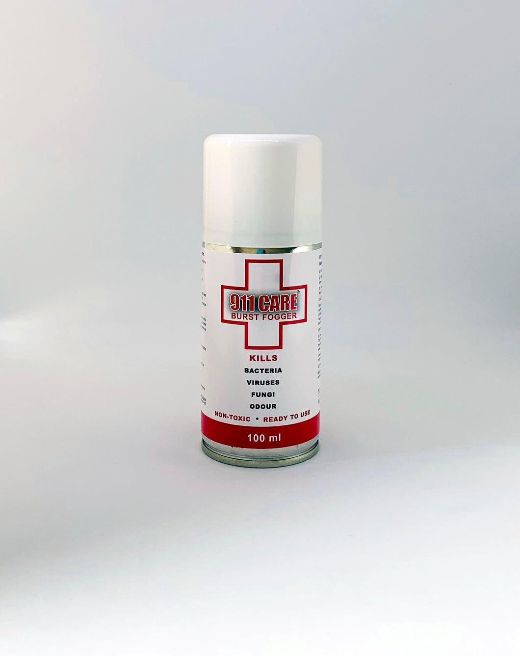 911 Care Burst Fogger 100ml
