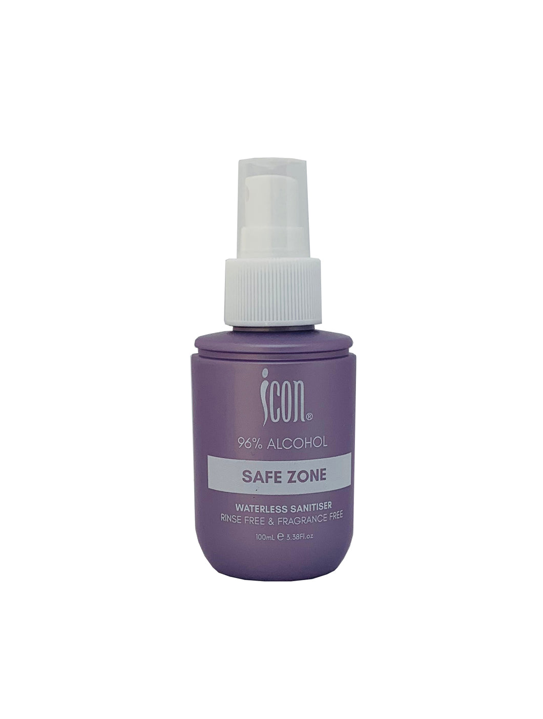 Icon 96% Alcohol Hand Sanitiser 100ml