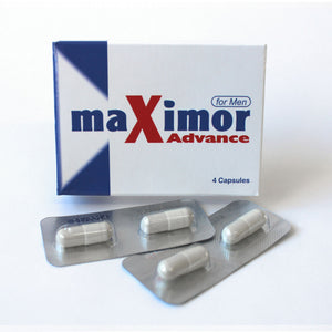 Maximor Advance for Men (4's) - Nucare Health Shop