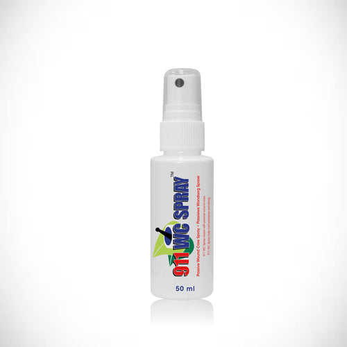 911 Wound Care Spray (50ml) - Nucare Health Shop