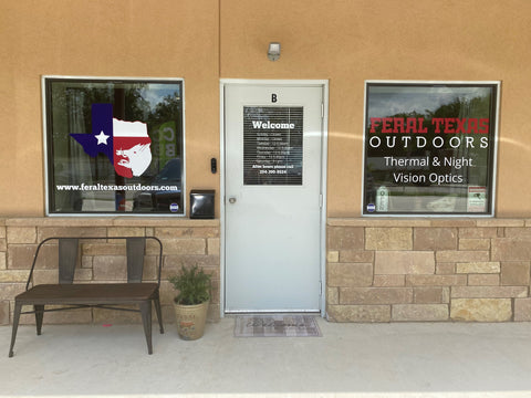 Feral Texas Outdoors Store Front