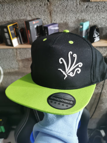 VVS colour snapback - Green