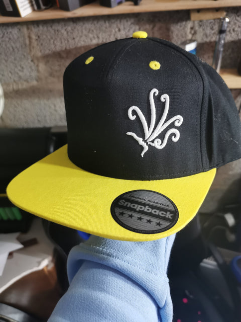 VVS colour snapback - yellow