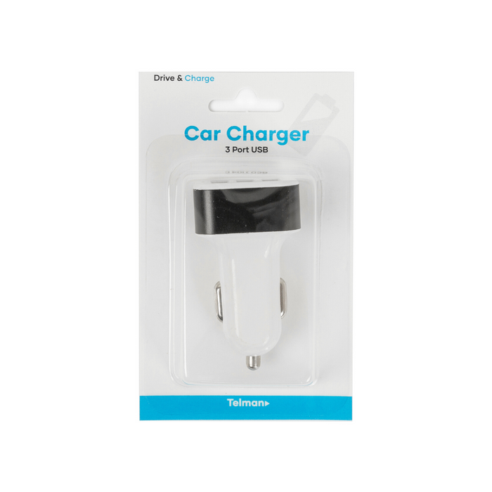 Car Charger USB Adapter (20/box)
