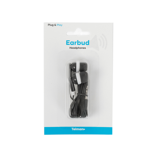 Earbud Headphones (20/box)