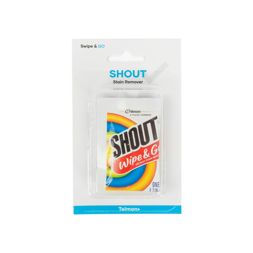 SHOUT Stain Remover (20/box)