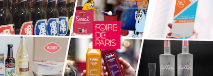 "OneGum will present his amazing booth at ""La Foire de Paris !"""