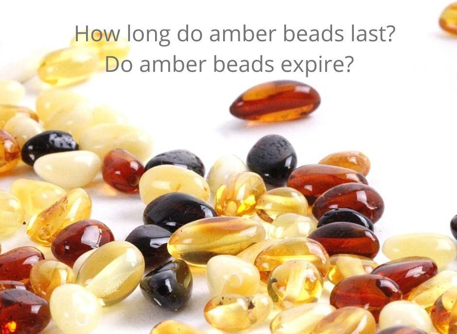 Can Amber Beads Expire