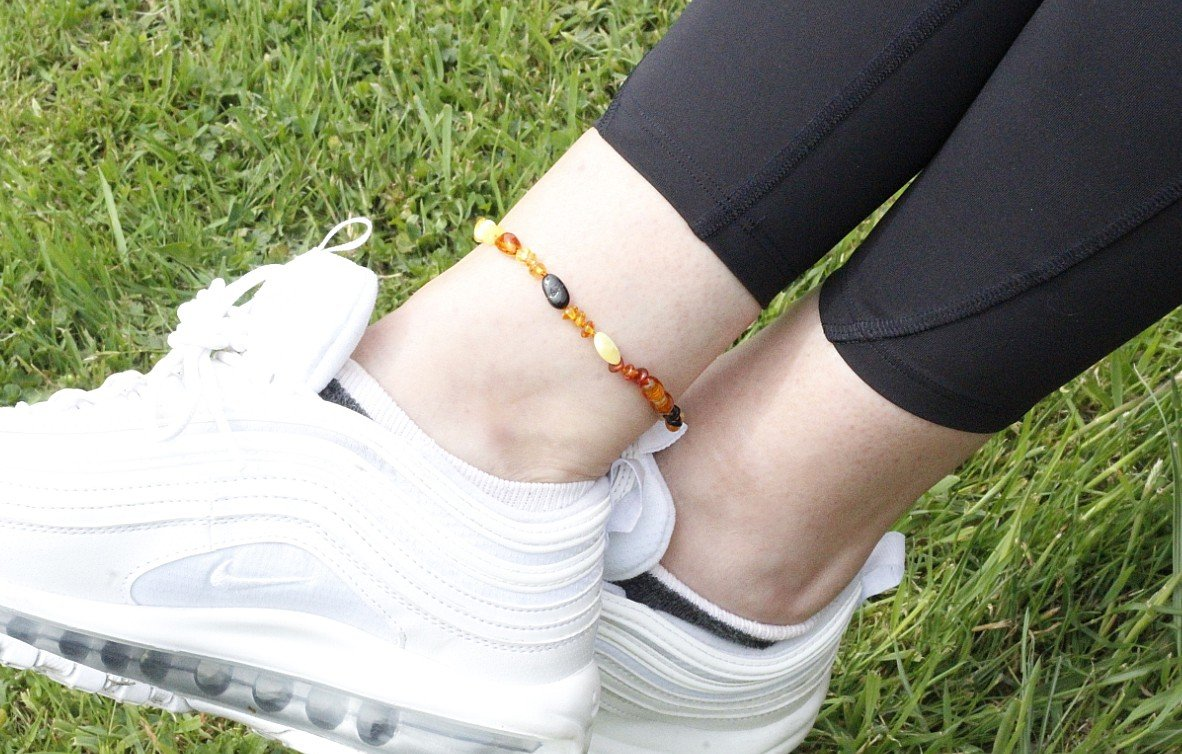 Anklets for Adults - Amber SOS