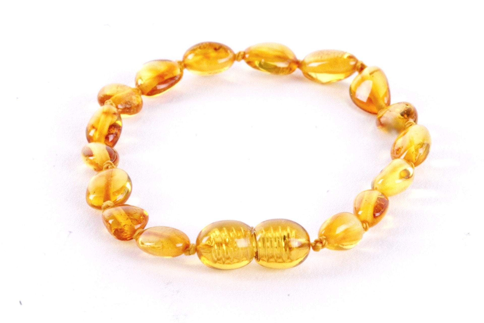 Honey Bean Baltic Amber for Children - Amber SOS