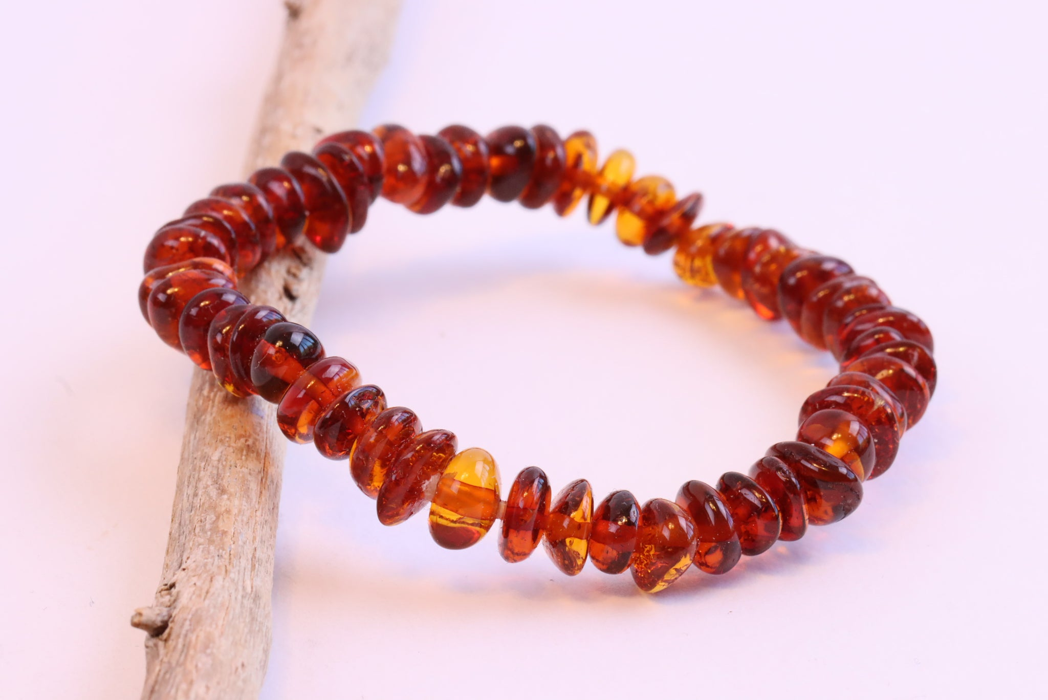 Black Friday Sale Honey Amber Adult Bracelet