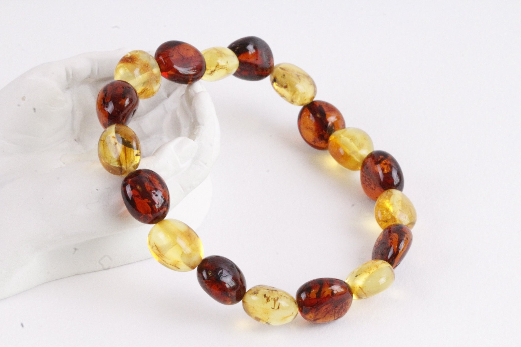 Lemon and Honey Bracelet