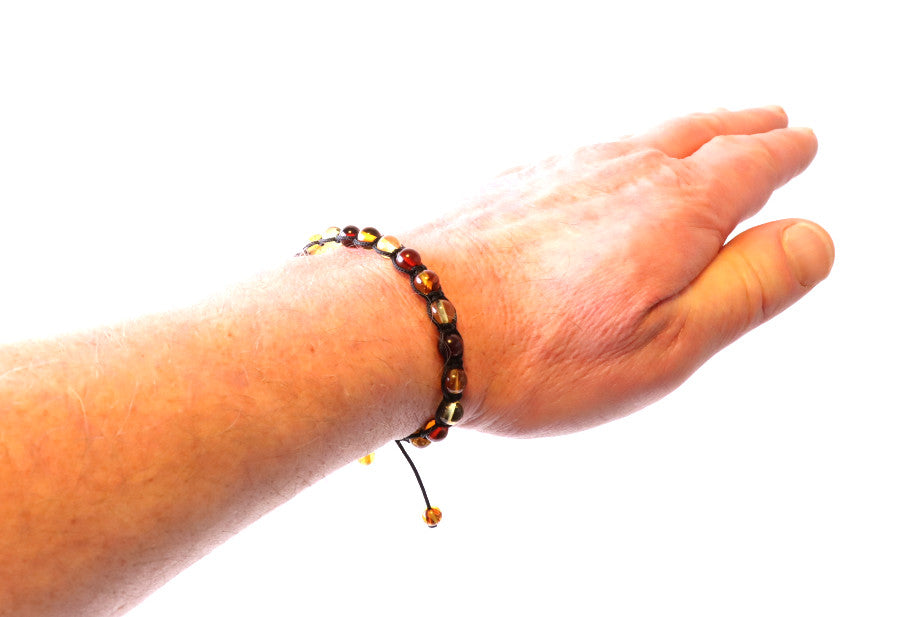 Ladies or Gents Adjustable Bracelet