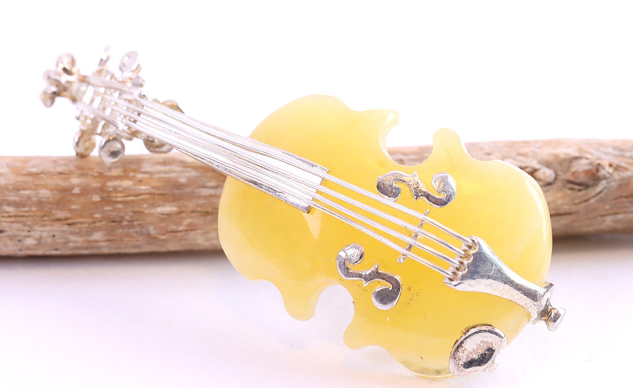 Musical Brooch Pin Gift