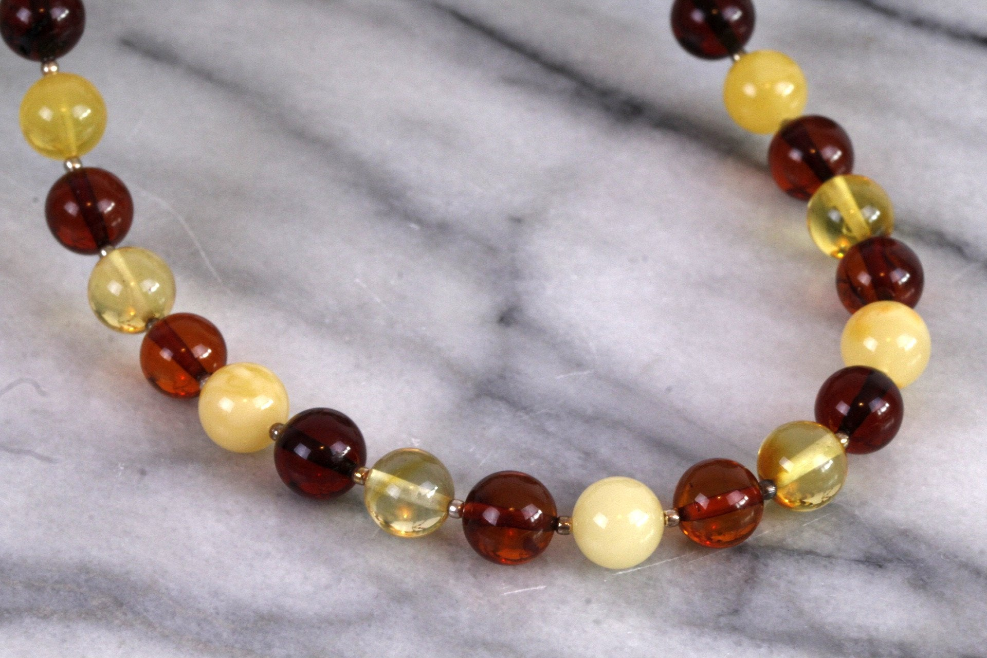 Quality Amber Necklace