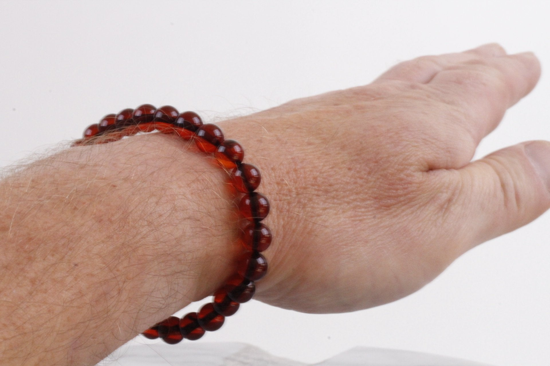 Unique Cherry Amber Bracelet - Amber SOS