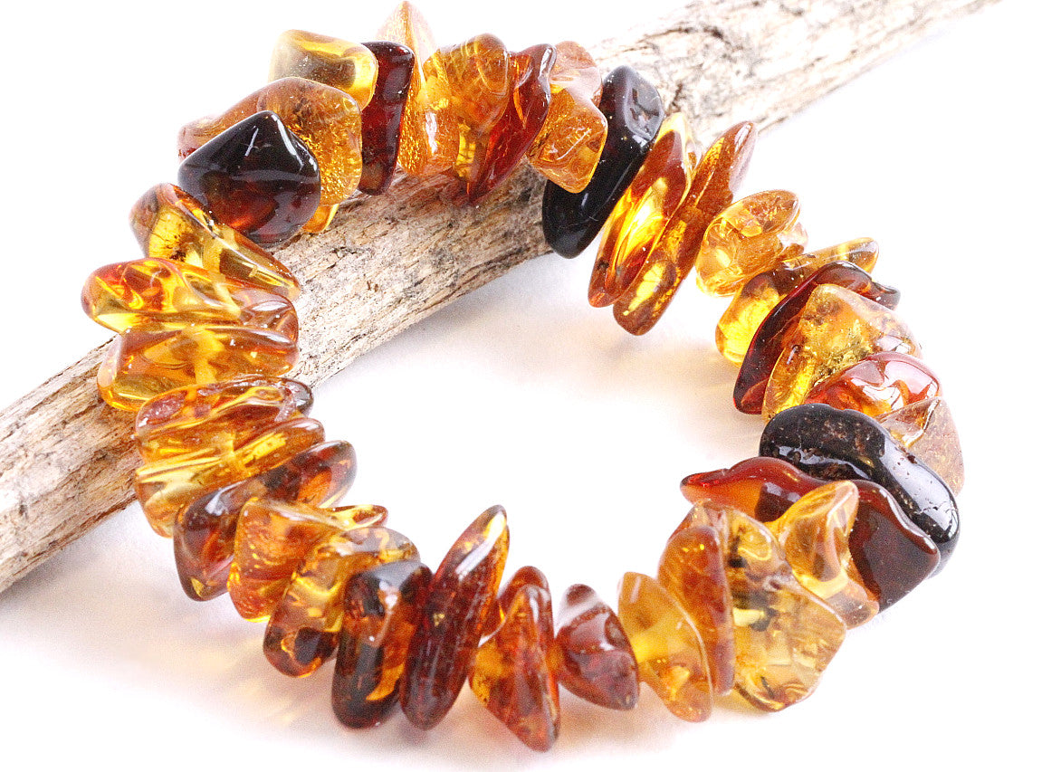 Black Friday Sale Retro Amber Bracelet