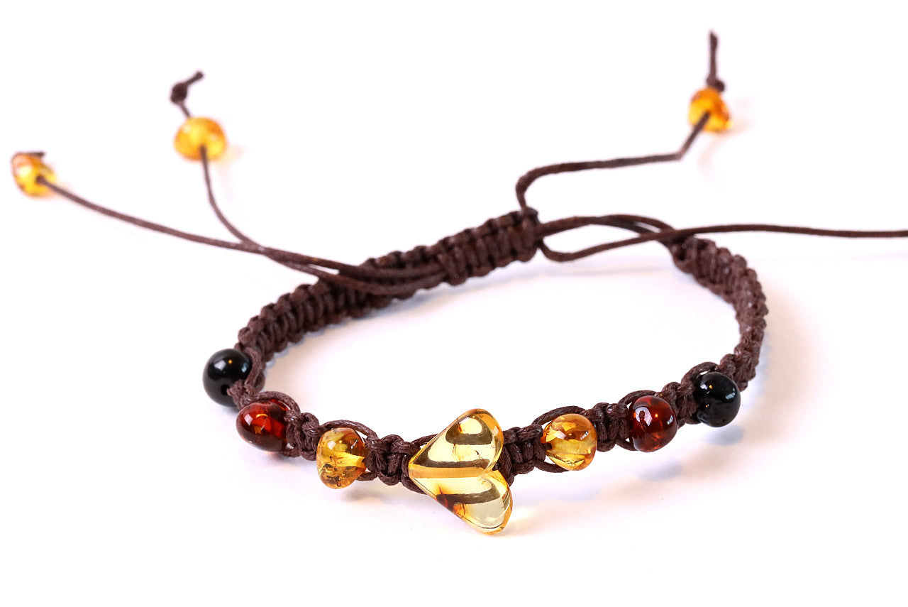 Tidy Adjustable Cord Bracelets