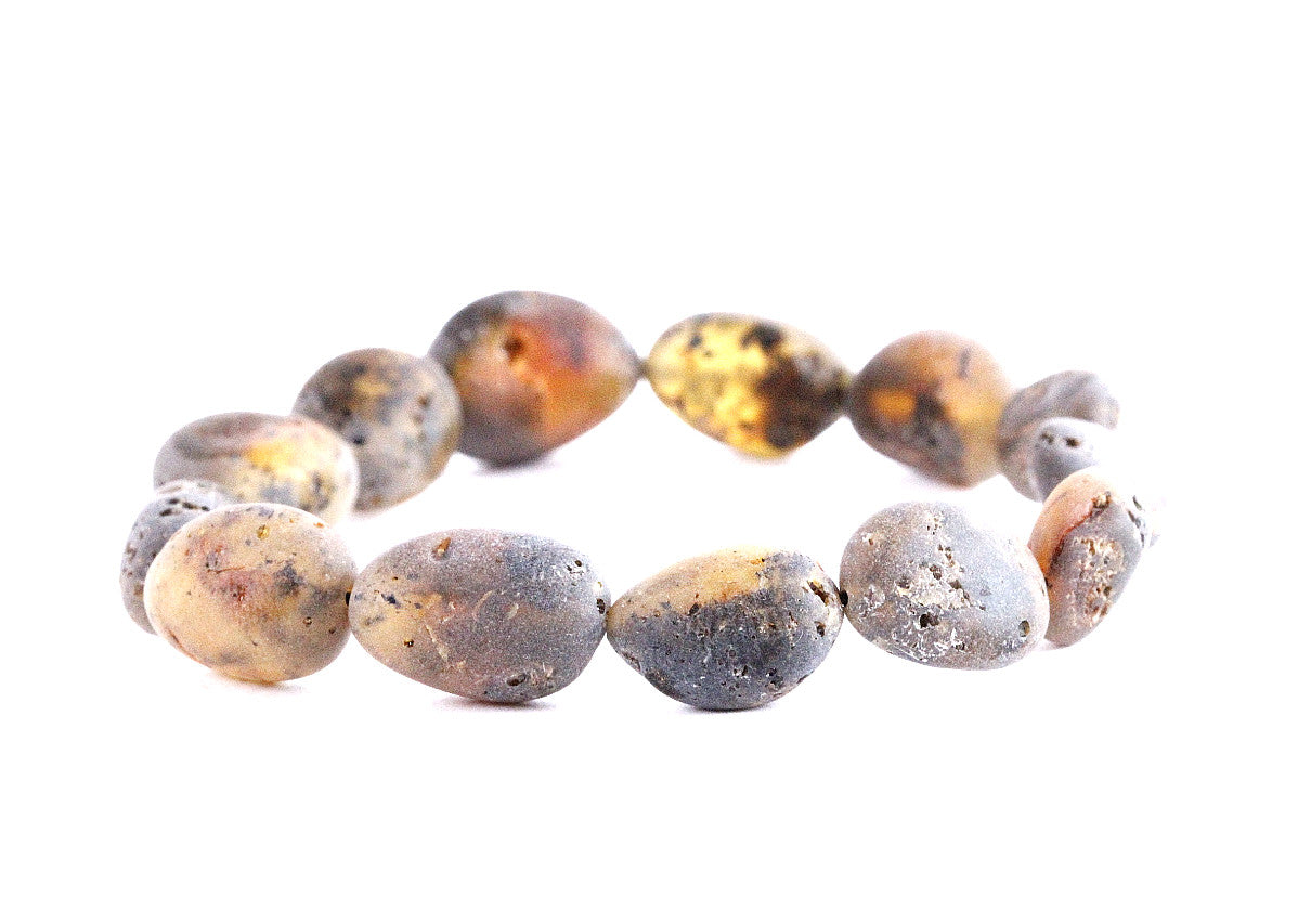 Weekend Special offer From €14.80 Raw Eco Amber Bracelet