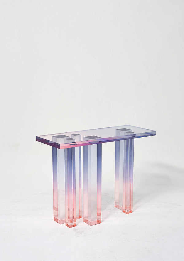 Crystal Series Console Table 03