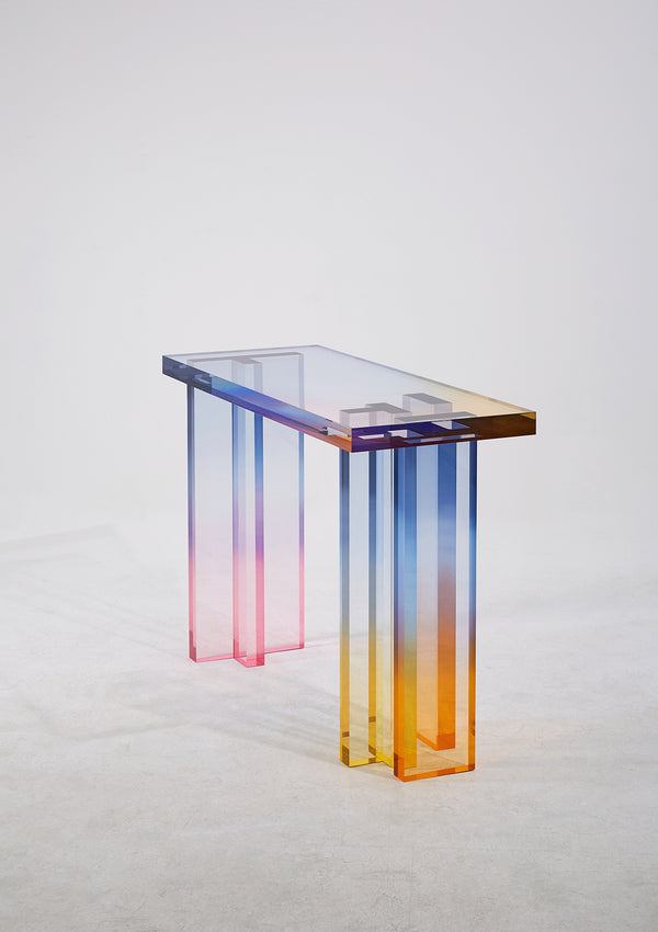 Crystal Series Console Table 01