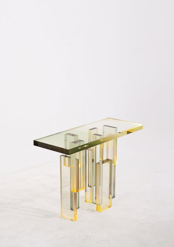 Crystal Series Console Table 02