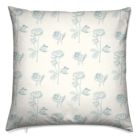 Perfect Peonies Cushion 16