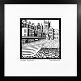 'Cromer Seafront' Limited Edition Original Linocut