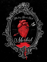 BLEEDING HEARTS BALL POSTER
