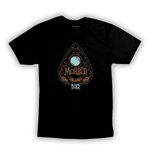 DISTRESSED OUIJA BOARD PLANCHETTE TEE