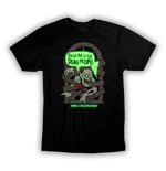 FRESH AIR IS FOR DEAD PEOPLE TEE