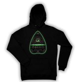 THE ALL SEEING PLANCHETTE HOODIE