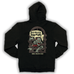 FRESH AIR IS FOR DEAD PEOPLE ZIP UP HOODIE