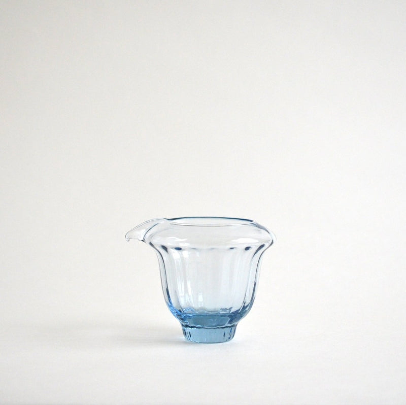 GRICE;lipped bowl(S) ; HiroyGlassStudio