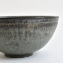 Load image into Gallery viewer, Senmon Bowl (Blue Black) ; Koji Kitaoka
