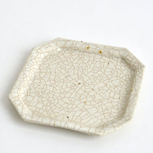 Load image into Gallery viewer, Penetrated Corner-cutting Square Plate S; Fumika Miyake