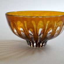 Load image into Gallery viewer, ren - Bowl (M/Brown) ; Hiroy Glass Studio