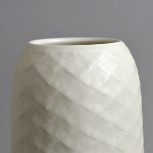 Jar with lid (L01) ; Chikako Kuwata