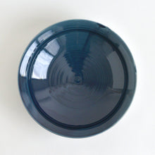 Load image into Gallery viewer, 10.7inch Bowl (blue) ; Haruya Abe