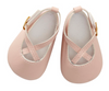 pink doll ballet shoes