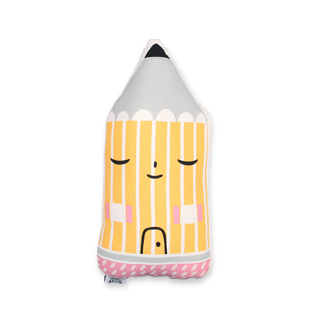 Pencil House - Cushion - Ellie & Becks Co.