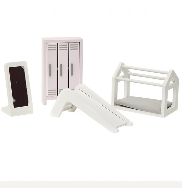 Playroom Doll House Furniture - Ellie & Becks Co.
