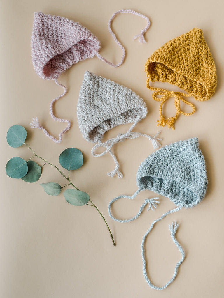 Crochet Hat - Ellie & Becks Co.